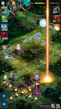 Ancient Planet Tower Defense hack