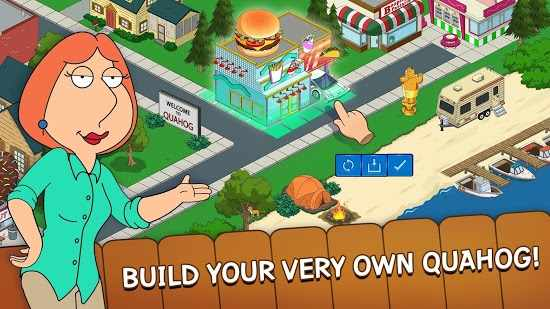 Family Guy The Quest for Stuff unlocked