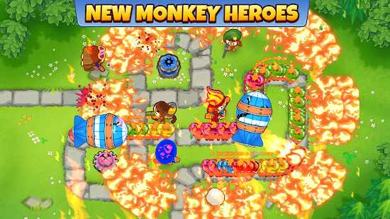 Bloons TD 6 unlimited power