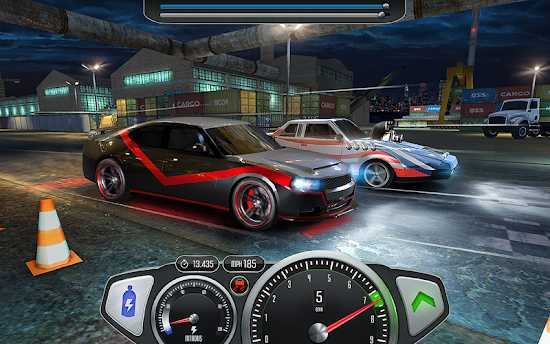 Top Speed: Drag & Fast Racing unlimited gold